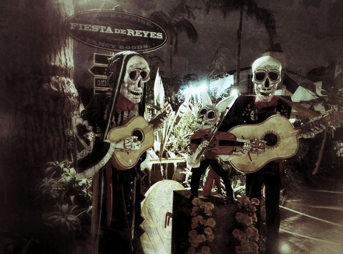 Picture for Day of the Dead celebration First Eyeem Photo