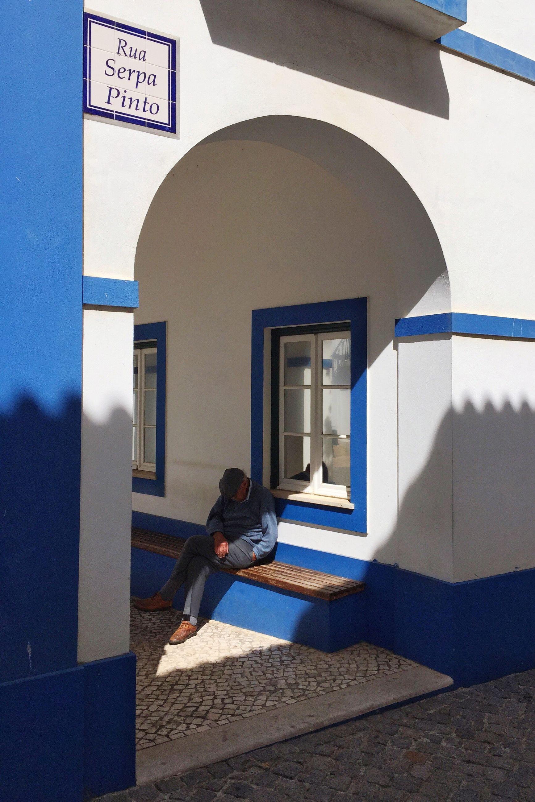 window, arch, day, sunny