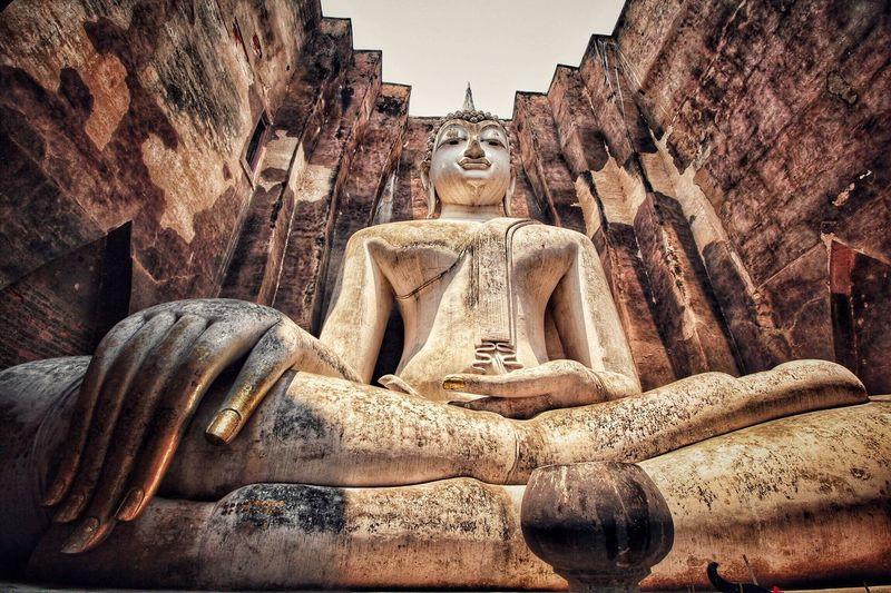 Thailand Sukothai Sukothai Thailand Buddha My Favorite Photo The Great Outdoors - 2016 EyeEm Awards