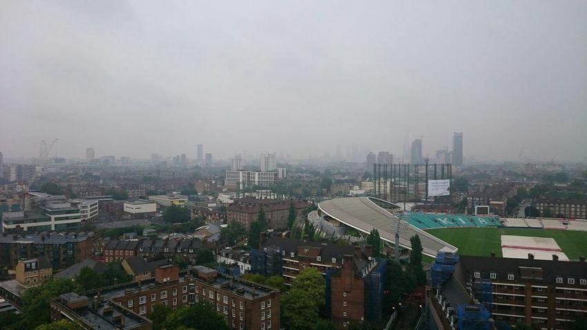 Rain City London Summertime Sky_collection Landscape_photography