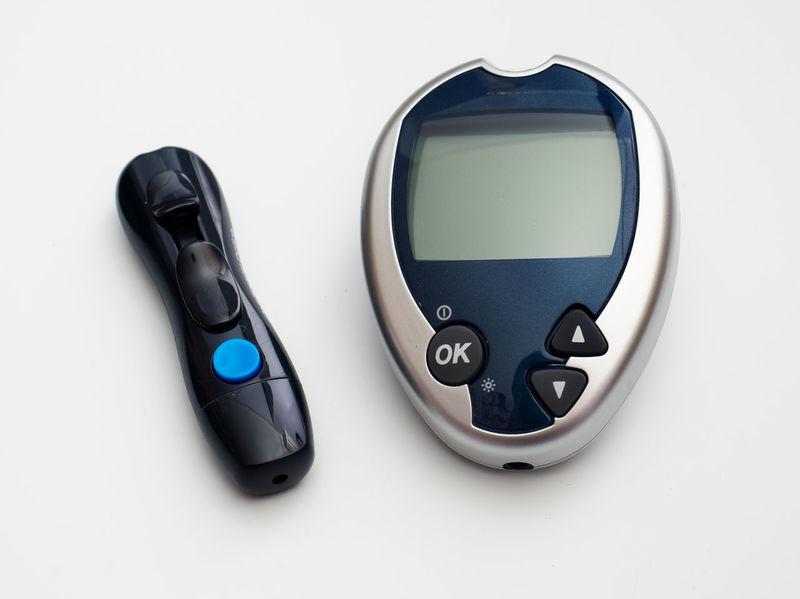 Blood Glucose Monitoring System Blood Diabetes Glucose Medical Monitoring