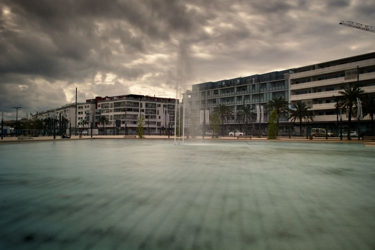 City Cityscape Long Exposure Water City View  City View  Architecture_collection Landscape City Water