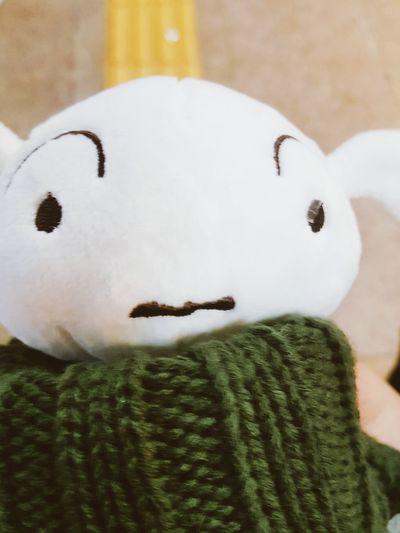 Cute Puppy White Green Colors Good かわいい♡ 인형뽑기 엄청난 이득이다 고등학생 꽃다운나이 사진고자 초보