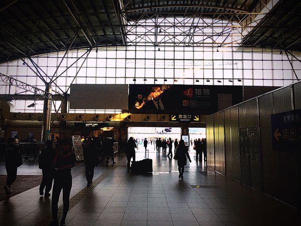 上海莘庄地铁站