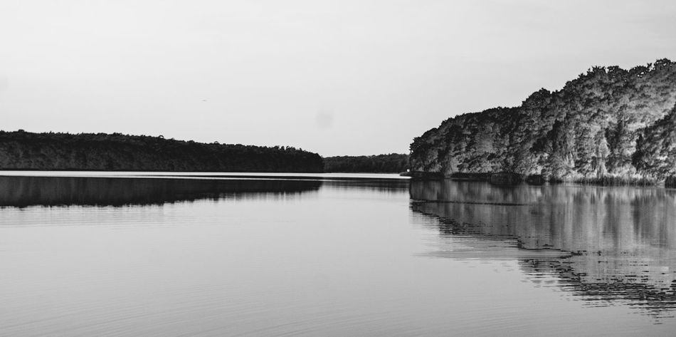 Solarization Solarigrafia Lake Water Reflection Nature Day Sky Outdoors No People Tranquility Tranquil Scene Light And Shadow Landscape Abstract Abstract Nature Blackandwhite Black And White Black & White