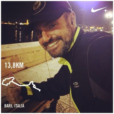 ... How sad! Has run the phone battery when I was nearly to get home! The vanity of the human being it always leads to trouble! Selfie cursed! Nikeplus Run Runner Afterunning Iliveinamovie Paolograssi Selfie Selfiecursed