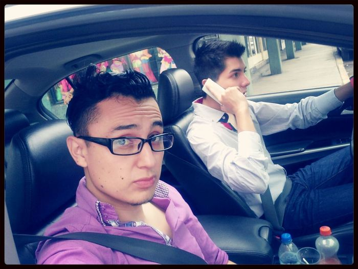 Handsome Mexican guys, best friends Hello World On The Road Model Today's Hot Look