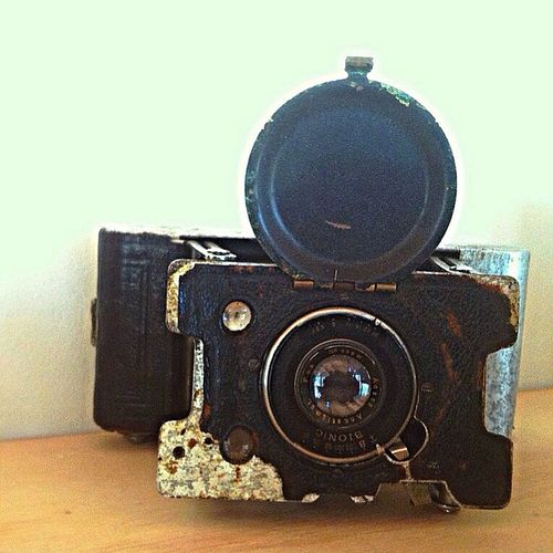 Old camera 📷 retro Style 👌 Taking Photos EyeEm My Work Vintage Camera RetroCamera