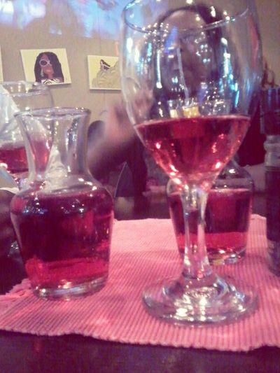 Sweet sweet Wine ....