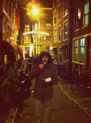 Boyfriend in Amsterdam ♡