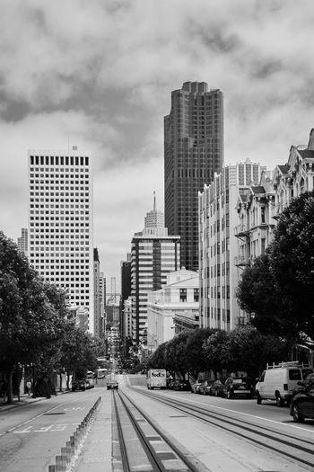 City Streetphoto_bw