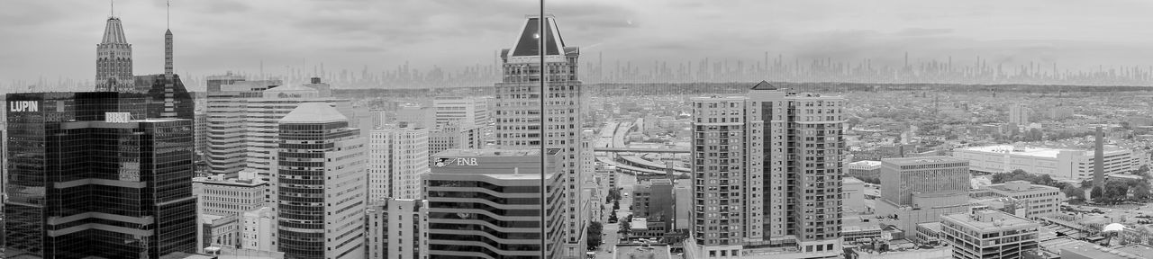 Panoramic Views Cityscapes City View  Baltimore Bmore Maryland Panorama Panoramic Panoramic View Cityscape City Urban Geometry Urban Landscape City Skyline Blackandwhite Bnw Bnw_captures Bnw_collection Panoramic Photography Bnw_life Bnw_worldwide The Architect - 2016 EyeEm Awards Cityscapes_collection Cityview My Favorite Photo