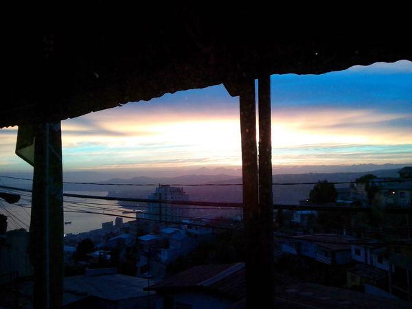 Sin Filtros Valparaíso Amanecer Morning Dawn