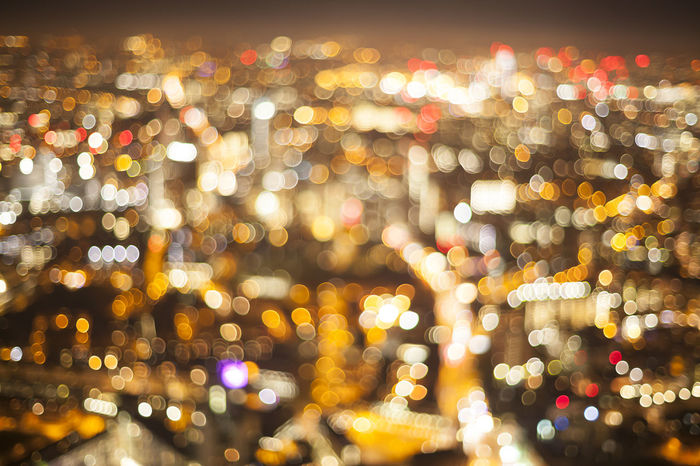 Elevated view of defocussed city lights at night City City Life Cityscape Night Life Abstract Backgrounds Architecture Bokeh, Background, Blurred, Blur, Abstract, Spring, Lights, Green, Light, City, Focus, Design, Wallpaper, Beautiful, Bright, Defocused, White, Landscape, Shine, Shiny, Yellow, Summer, Effect, Christmas, Colorful, Soft, Nature, Gold, Cream, Mall, De, Patte City Defocused Evening, Glowing Illuminated Illuminated Night Night No People Outdoors, Street Lights first eyeem photo