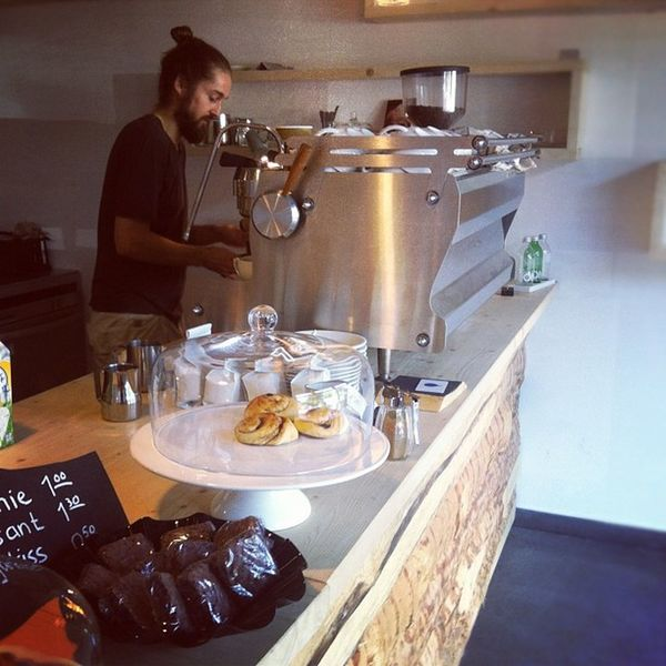 New norwegian espresso bar in town Thirdwave