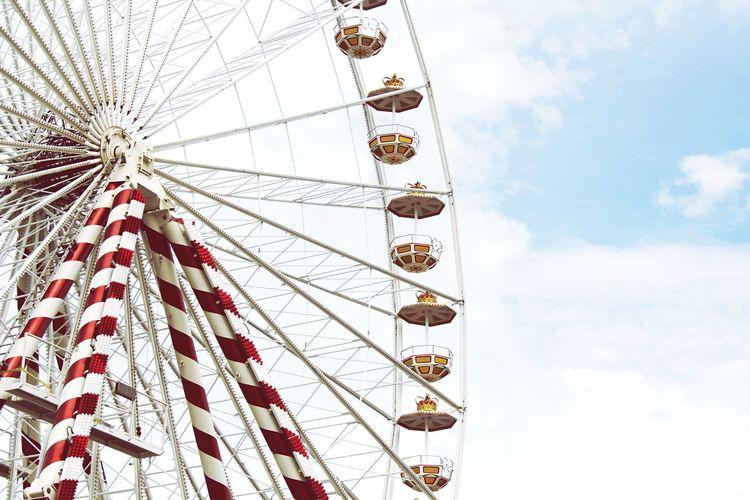 Getting Inspired Honfleur France OpenEdit Big Wheel Holiday POV