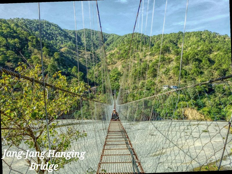 Hanging Bridge Nature Adventure Mt.pulag Mountain Mountain View Nature Photography YOLO ✌ Love The Place Philippines EyeEm Gallery EyeEm Best Shots Eyeem Philippines EyeEm Outdoors Beauty In Nature Happy Girls Are The Prettiest. Mt.pulag