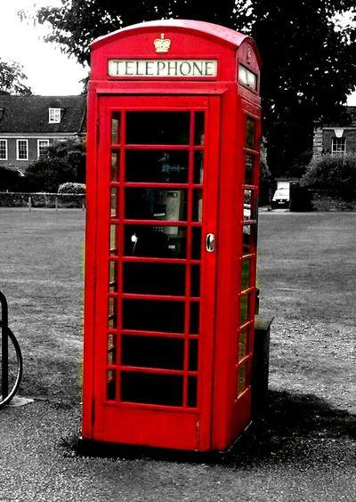 England London Telephone Rot