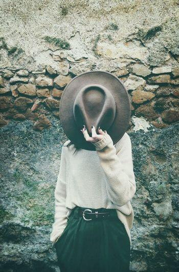 Hat Vintage Makedaybetter