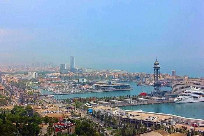 Barcelona Beautiful Port De Barcelona