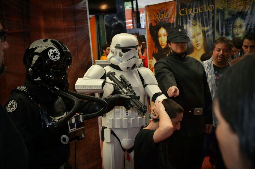 Cómicon 2014 Buenos Aires Comiccon Star Wars Star Wars Love Star Wars Exhibition Star Wars Day Stormtrooper
