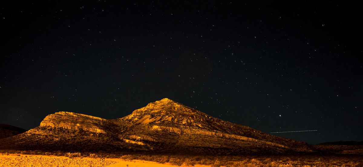 Otherworldly Astronomy Beauty In Nature Galaxy Mars Martian  Mountain Nature Night No People Outdoors Scenics Sky Star - Space Tranquil Scene Tranquility