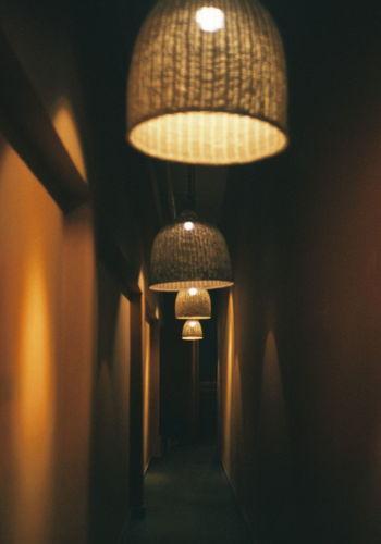 Hideway Illuminated Electricity  Lighting Equipment Electric Lamp Lantern Electric Light