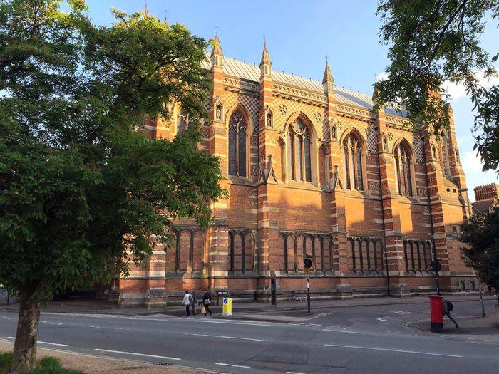 England Oxford