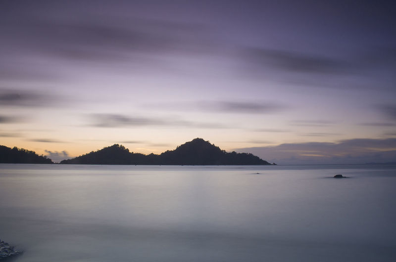 Beautiful sunset in Aceh, Indonesia Aceh Tourism Aceh Aceh, Indonesia Sunset_collection Sunset Sun Dusk Colours Dusk Sky Dusk In The Country Beach Beachphotography Beauty In Nature Beach Life Landscape Landscape_Collection Landscape_photography