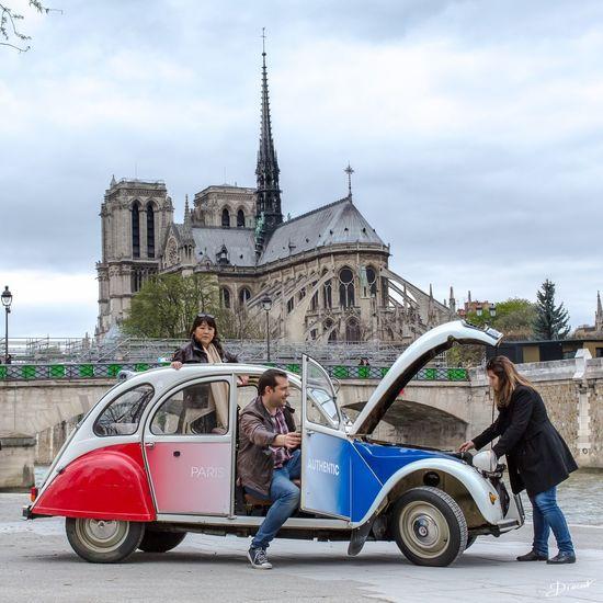 Petite balade en Deudeuche avec Paris Authentic @miss_sego et @deci_dela Showcase April
