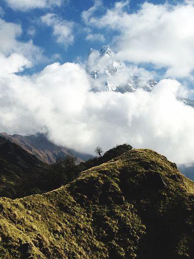 Mt. Machhapuchhre Mardi Trek Mountains #nature_perfection #nature #bestshooter_nature #bestnatureshots #landscapephotography #landscape_captures #love_nature #skyporn #ig_captures_nature #insta_sky_lovers #instamountain #ig_exquisite #instanature #icatching #tnhusa #td_nature #top_la
