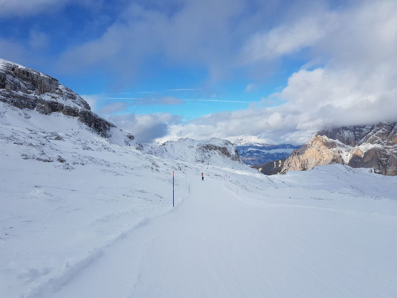 Alps Alta Badia Belluno Day Dolomites Dolomites, Italy Falzarego Italia Italy Italy❤️ Lagazuoi Mountain Mountain View Mountains Mountains And Sky No People Outdoors Ski Skiing Skiing In The Dolomites Skiing ❄ South Tyrol Südtirol Venetien