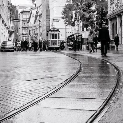 Walk This Way Istanbuldayasam Istiklal Caddesi