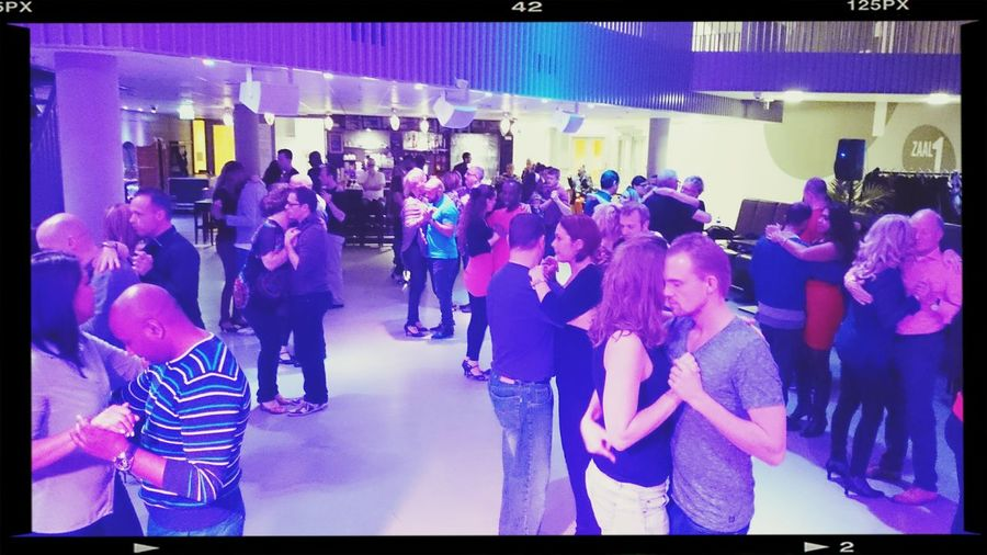 Busy Kizomba workshop @SundaySalsaParadice