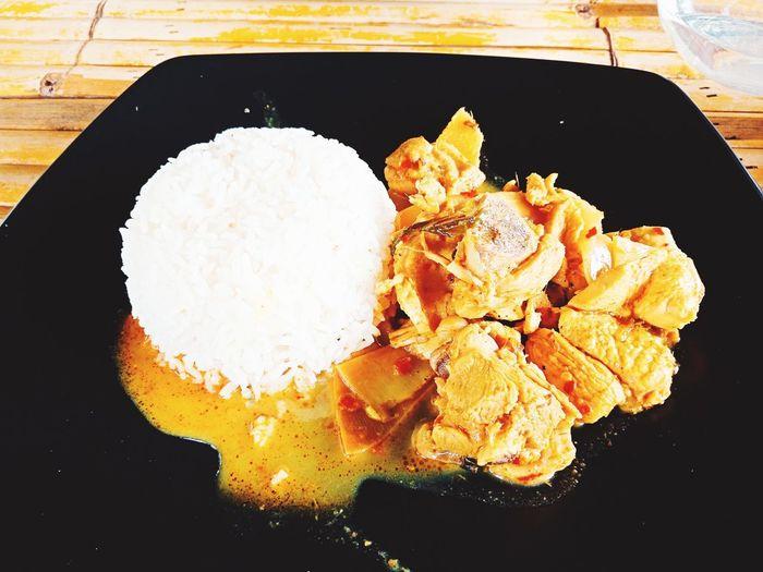 chicken white