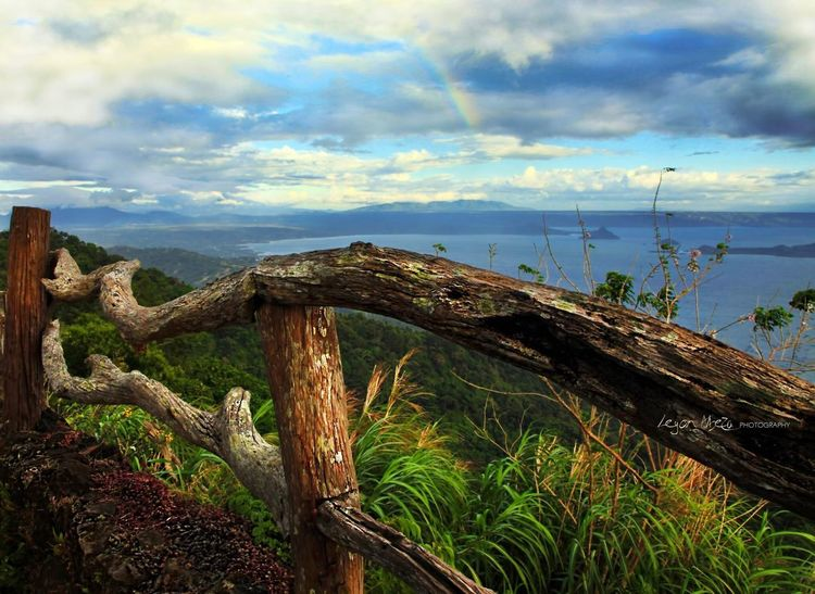 Dirft wood Sky Cloud - Sky Nature Tranquility Scenics Tranquil Scene No People Outdoors Beauty In Nature Landscape Leyonphotography Wooden Railing Wooden Texture