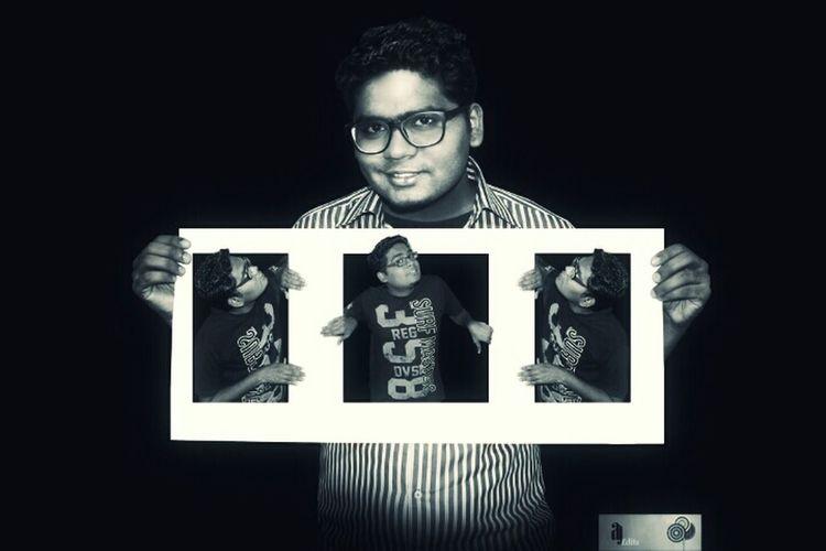 Hi! That's Me Adobe Photoshop Edit Manipulation