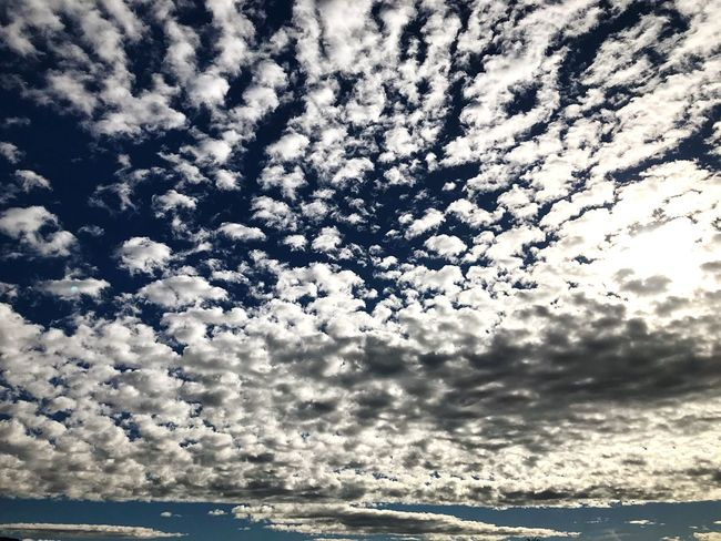 Sky Beauty In Nature Nature Scenics Cloud - Sky Cloudscape Sky Tranquility Tranquil Scene No People Backgrounds Day Low Angle View Awe Outdoors Lost In The Landscape