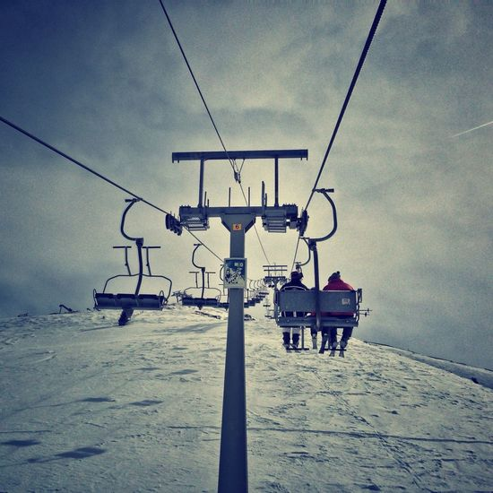 Winter Snow Snowboarding Austria