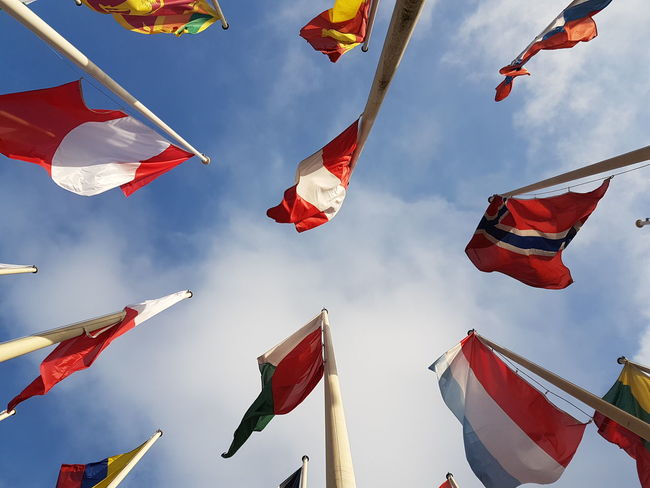 Sky Flag Motion Photography Motion Business Business Finance And Industry Background Cover Flags In The Wind  Flags Flags Of The World In The Wind World Flags Country Flags Sky_collection