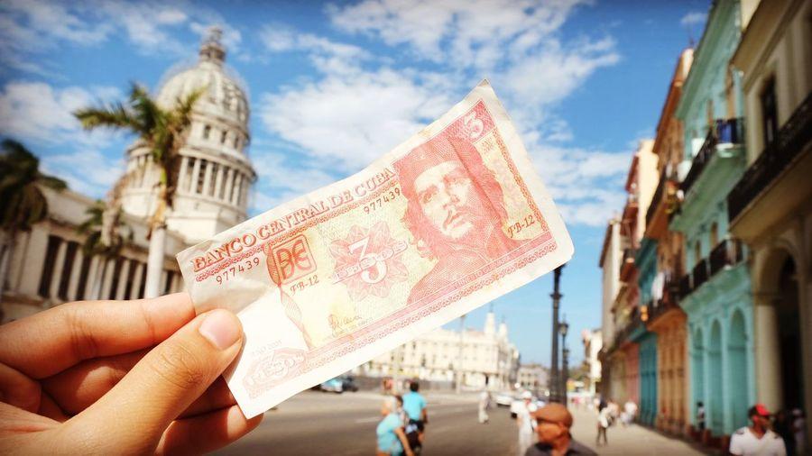Che Cuba Desktop Havana Vacations Architecture Building Exterior Caribbean Currency Day Paper Currency Pesos Real People Sky Wallpaper Worldtraveler