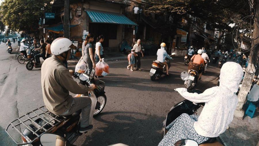 Hanoi in the