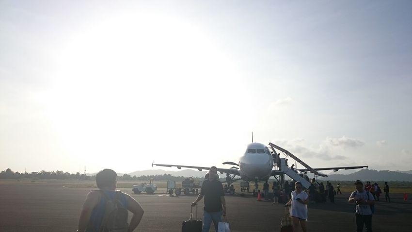 Belitung Plane