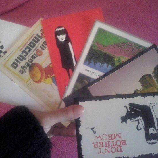 Some Outgoing Postcards Postcrossing Emilythestrange Torino