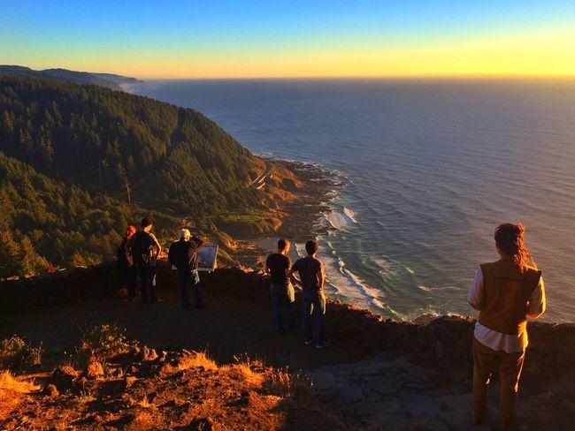 Cape Perpetua Oregon Oregon Coast Sunset_collection