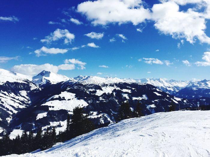 Kitzbühel (Winter 2015) Kitzbüheler Alpen