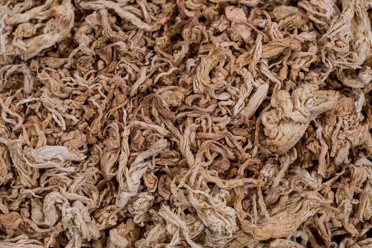 Full frame shot of tobacco