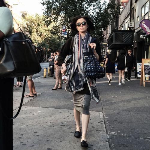 Nyfw2015 Streetphotography Timyoungiphoneography Stylish People