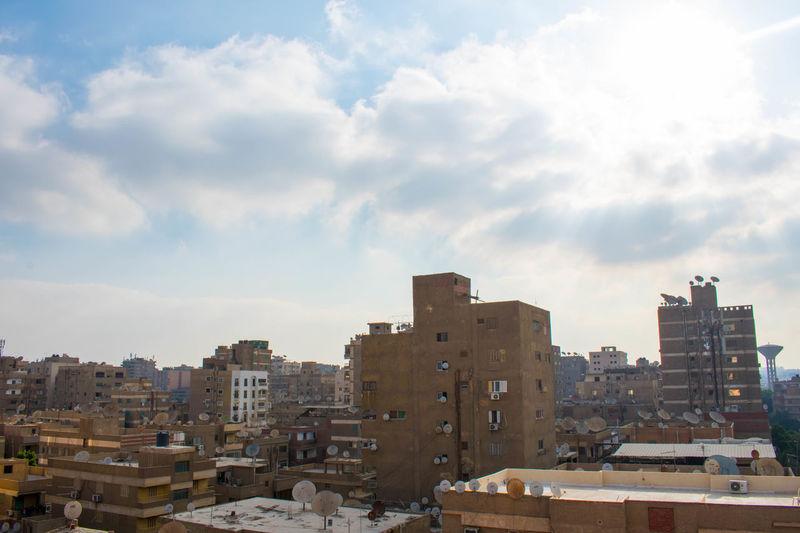 Egypt Buliding