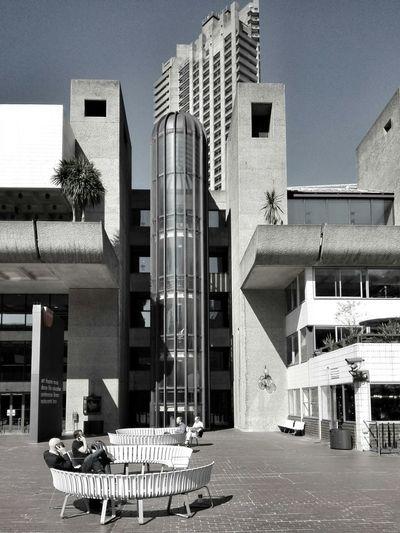 EyeEm Best Shots - Architecture The Architect - 2015 EyeEm Awards Barbican Centre Architecture_collection Architecture EyeEm Best Edits EyeEm Best Shots EyeEm Gallery London Great Britain